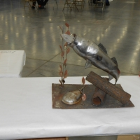 Welding Sculpture